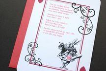 Erin's Alice in Wonderland Party Inspiration