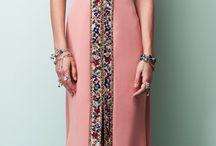 ideias para vestidos longos