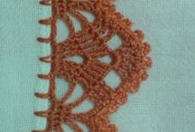 puntillas crochet