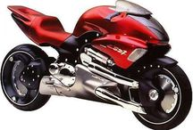 Schweeet Rides / A series of awesome motorcycles found on various websites