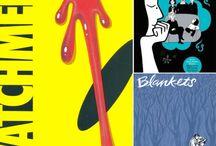 Graphic Novels / Comics / by Rebecca Polsinelli