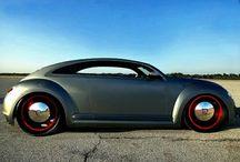 VW Beetle Conversion