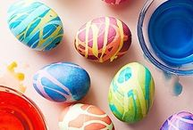 Cute Easter Eggs / by Molly Wier