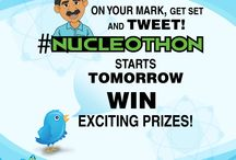 Contest / #Nuclear Friends Foundation Contest on Facebook and Twitter