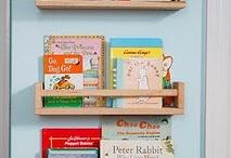 Bookshelves/Reading