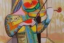 Art that inspires me! / Art that inspires me / by Lana Qualey