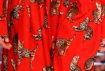 Платье кошки