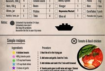 Yacht Food