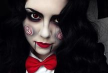 Halloween makeup ideas / by April Ray