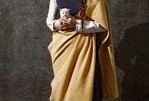 vestiti medioevali