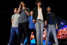 One Direction / cinco chicos muy guapos