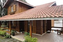 Casas madeira