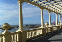 Foz do Porto/Oporto mouth / Passeio pelo Jardim do Passeio Alegre e Foz do Douro, pelas suas praias e esplanadas à beira-mar convidativas a momentos de relaxamento. A walk through Passeio Alegre and Foz do Douro, with its beaches and seaside terraces inviting to moments of relax.