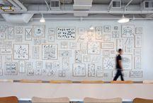 Creative work spaces