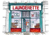 shops & restaurants / by Suz @ BeesLikeHoney