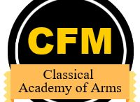 Classical Academy of Arms / Certifications and awards of the Classical Academy of Arms, an organization for fencers and fencing coaches who study fencing as it was in the period 1860 through 1939.  The CAA is a center affiliated with Salle Green LLC.