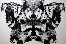 wolves / by Laura Hamilton