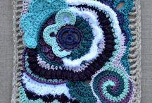 Crochet blanket / Crochet blanket