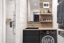 bath/laundryroom