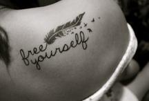 tattoos / by Danielle Ferree