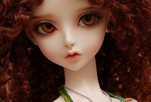 BJD'S I LOVE! / by Adele Powers