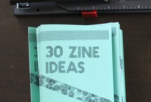 Zine and Papercraft ideas