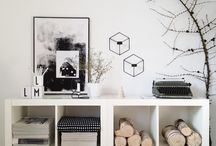 IKEA LOVE / Clever & usefull storage ideas