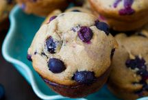 muffins and cake breads