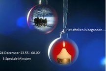 Aftellen in 2013 / Ieder jaar gaan de 5 Speciale wereldwijd via alle tijdzones. Het aftellen is begonnen....