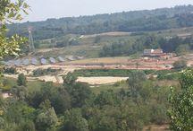 Cantiere impianto idroelettrico nel Comune di Fossano / Raccolta foto cantiere