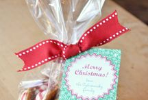 Cookies and Candies / Makes them easier to find for holiday baking