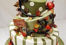 Halloween Cake&cupcake
