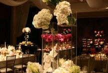 chic and elegant receptions and weddings