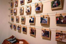 PHOTOS - Frames  Wall Arrangements