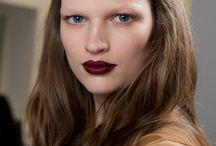 Make up / Make up inspired by Runway fashion