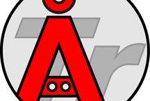 ÅTrailers / ÅTrailers light weight aluminum car trailers category O1 and O2 www.atrailers.com  #ATrailers