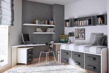 Computer room/office ideas