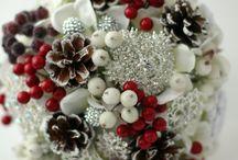 Inspiracje świąteczny ślub