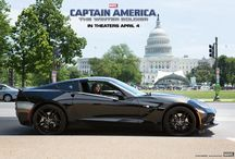 Chevrorel film placement in Captain America Movie