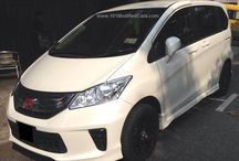 Honda Freed Custom Modified