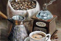 Kahve & çay.