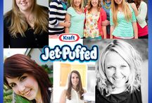 Blogger Partners / YUMMY stuff created by our blogger partners! / by JET-PUFFED Marshmallows
