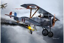 Lietadlá WWI