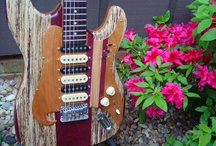 Beautiful Guitars / A pin board for all of the beautiful guitars curated by the folks at StrumSchool.com
