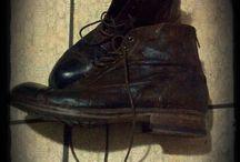 Boots vintage. / Vintage