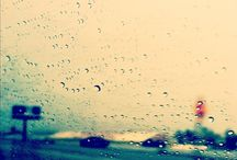 Rainy Days and Mondays.... / I Love the Smell and Sound of Rain! / by Marilee Jones