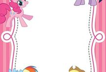 my little pony feestje