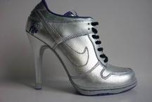 Nike high heels  / by Amber Jackson