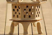 ceramic latern
