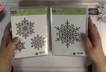 Stampin' Up! Festive Flurry
